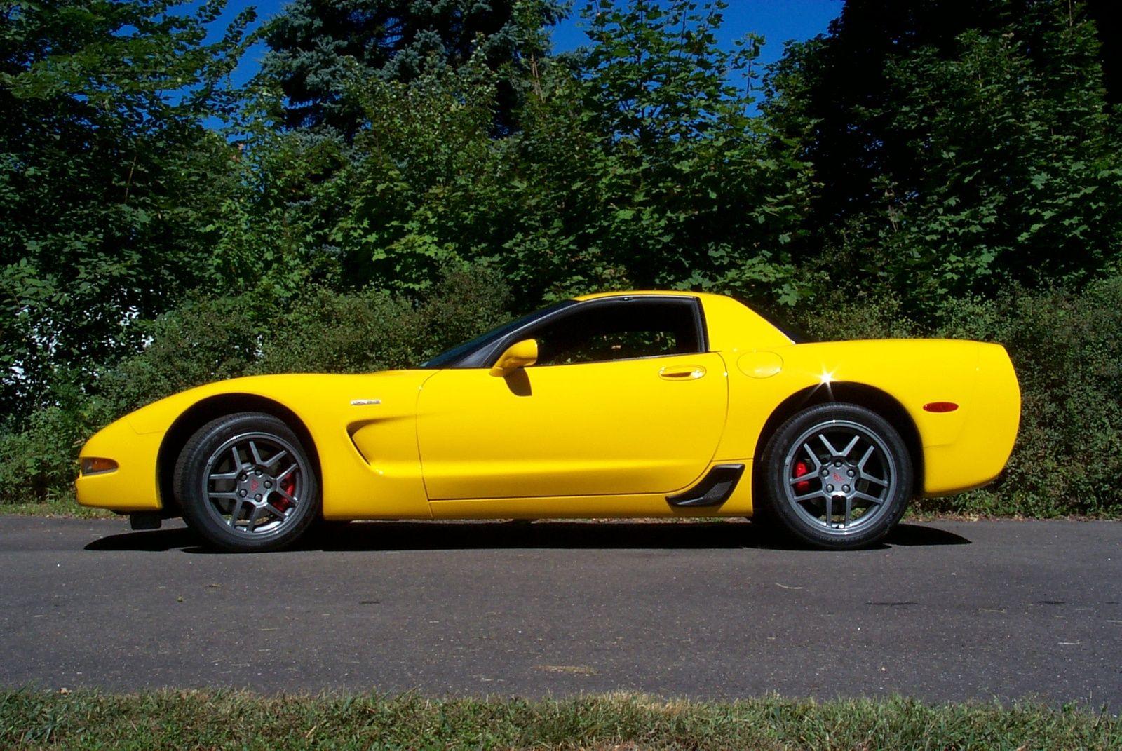 2002 Chevrolet Corvette Z06 Chevrolet Corvette Z06 Chevrolet