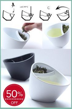 This Tilting Cup is a MUST for the Tea Lover!  This Red Dot design award winner will turn your break into a meditative escape, steeped in contemporary style. Click Now to get 50% OFF!
