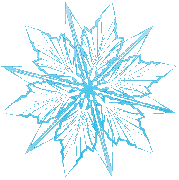 Snowflake Banner Clipart 475 From Unix Titan Colors In 2019