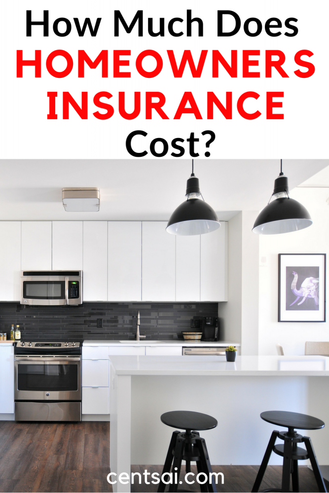 How Much Does Homeowners Insurance Cost With Images