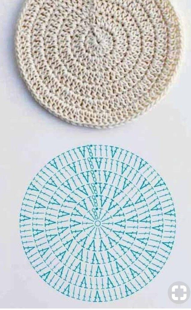 Photo of Crochet Designs, Crocheting, Farmhouse Rugs, Hamper, Squares, Trapillo, Crochet …