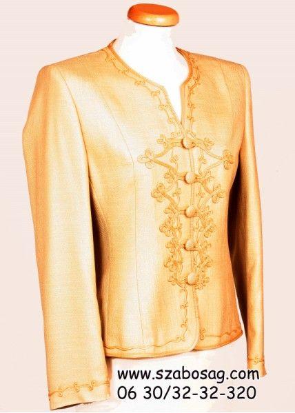 822117c0eb0 Női bocskai kosztüm 05 | Zsinórozás | Fashion, Sleeves, Tops