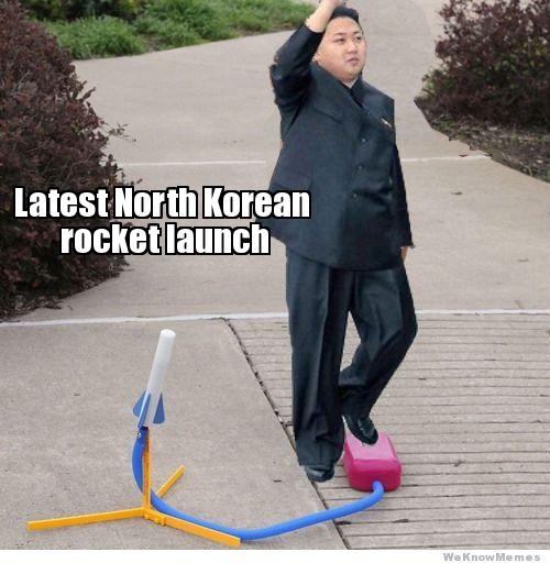 Funniest Kim Jong-un Memes: Latest North Korean Rocket Launch