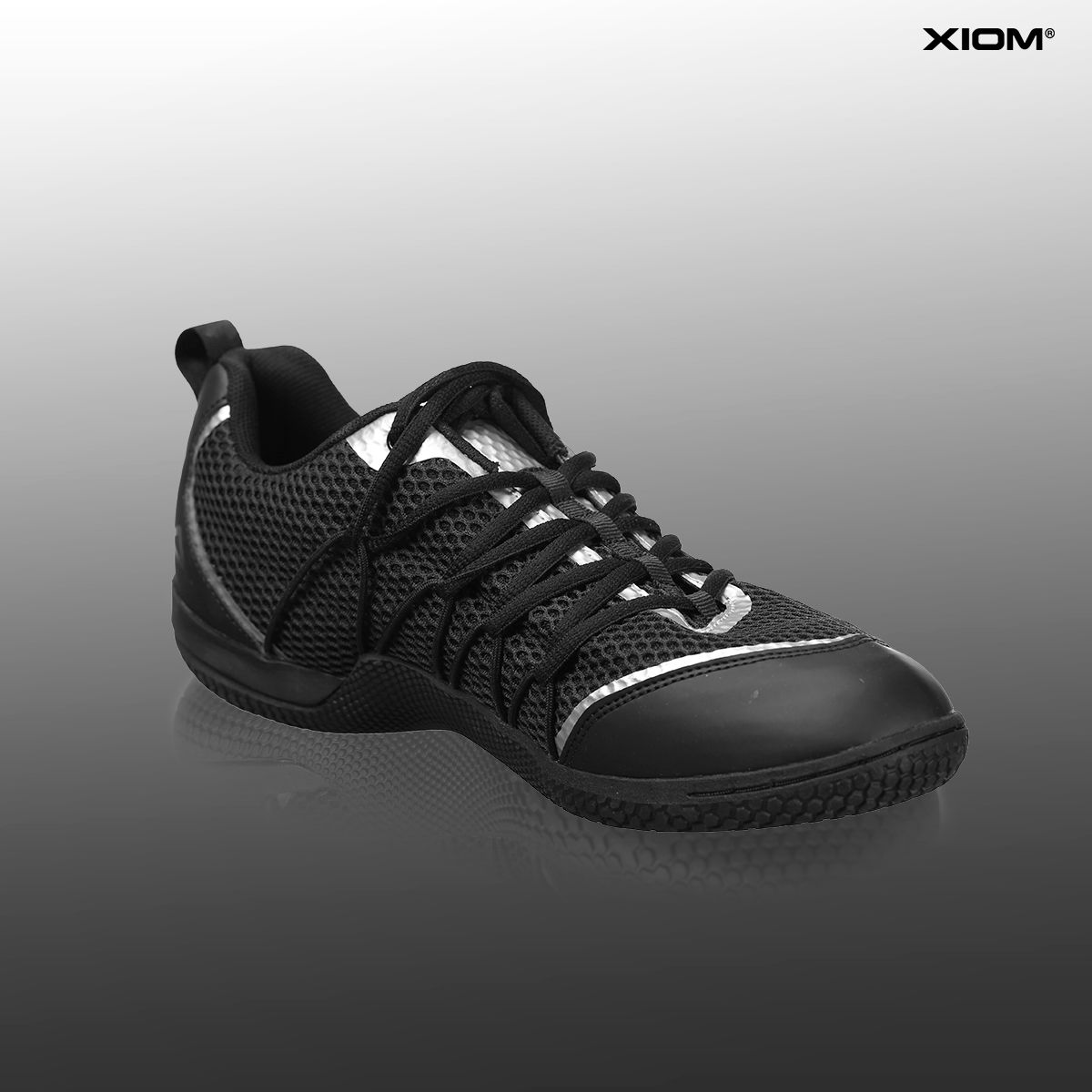 2017 XIOM's burning shoes, advanced concept FOOTWORK is