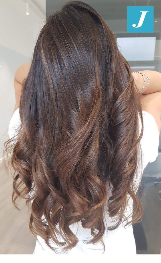 Hairstyle For Indian Woman Indian Hair Color Balayage Hair Hair Highlights