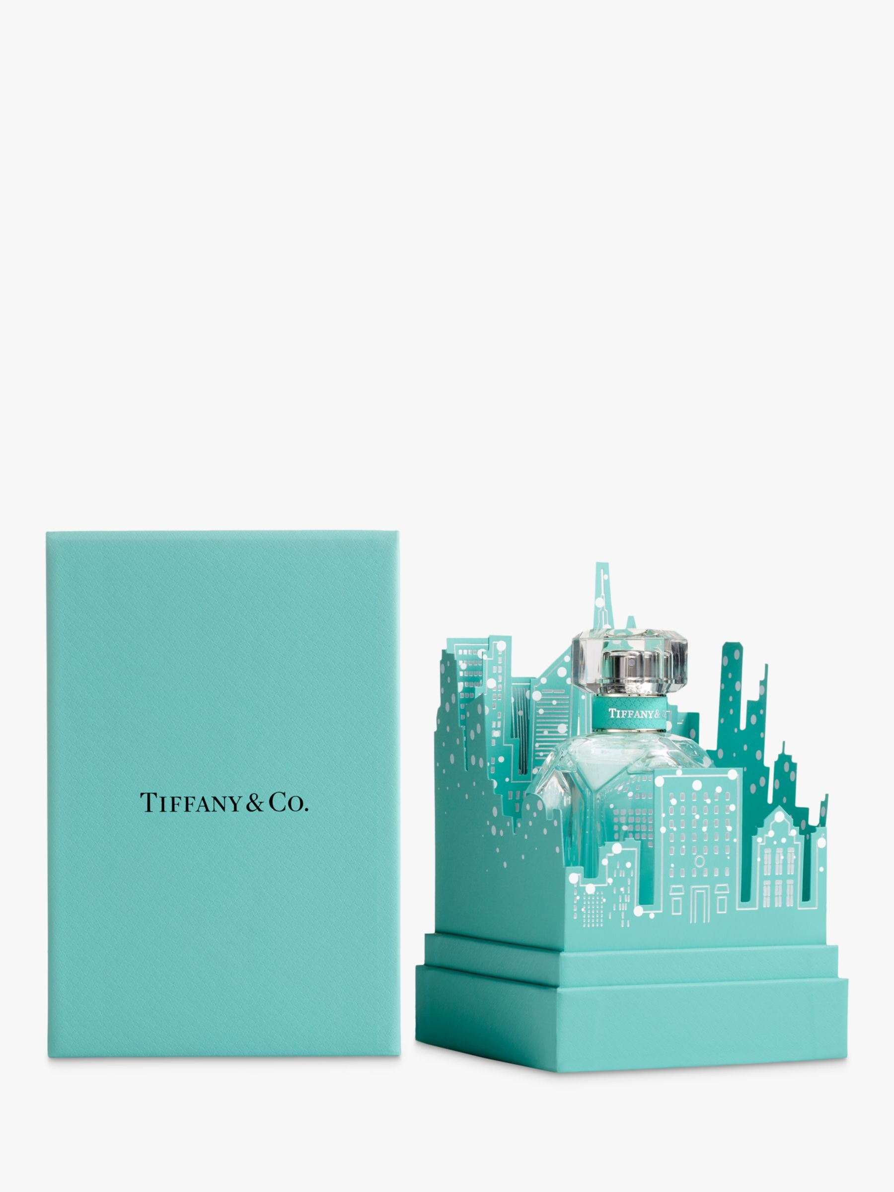 Tiffany Co Tiffany Eau De Parfum 75ml Limited Edition Skyline Fragrance Gift Set In 2020 Perfume Gift Sets Perfume Packaging Perfume Gift