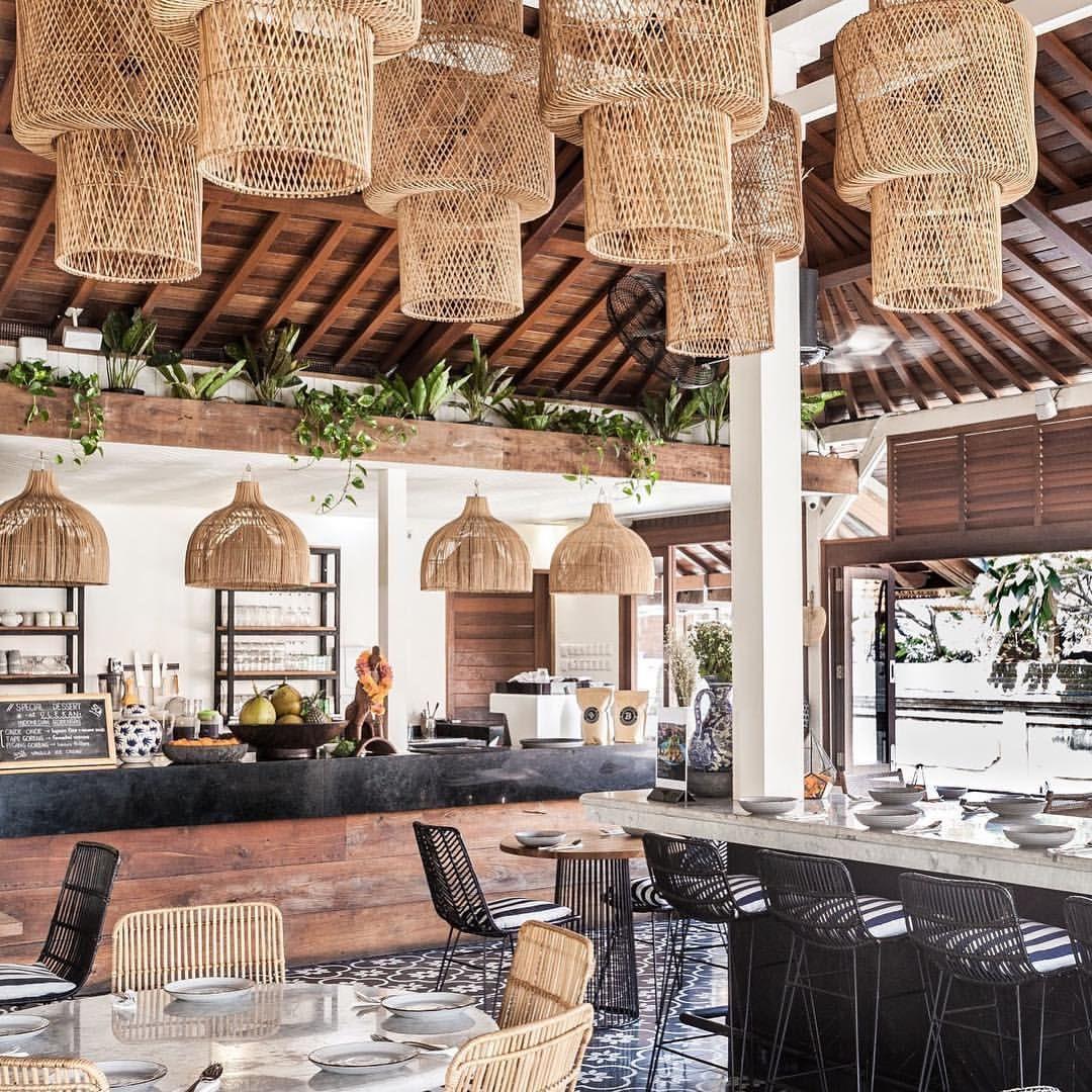 Coastal Boho Decor Brightens Up A Room Bali Furniture