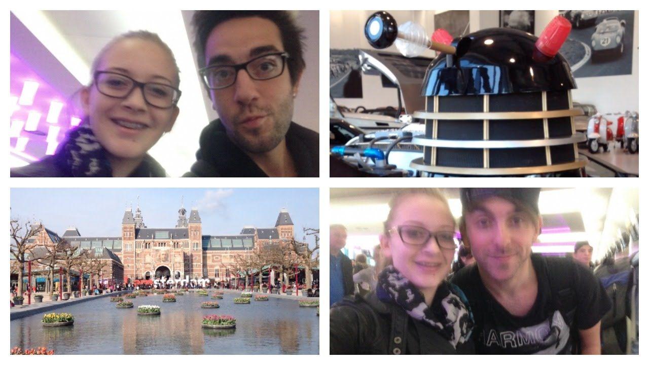 Adventureous Adventures of Amsterdam and Berlin