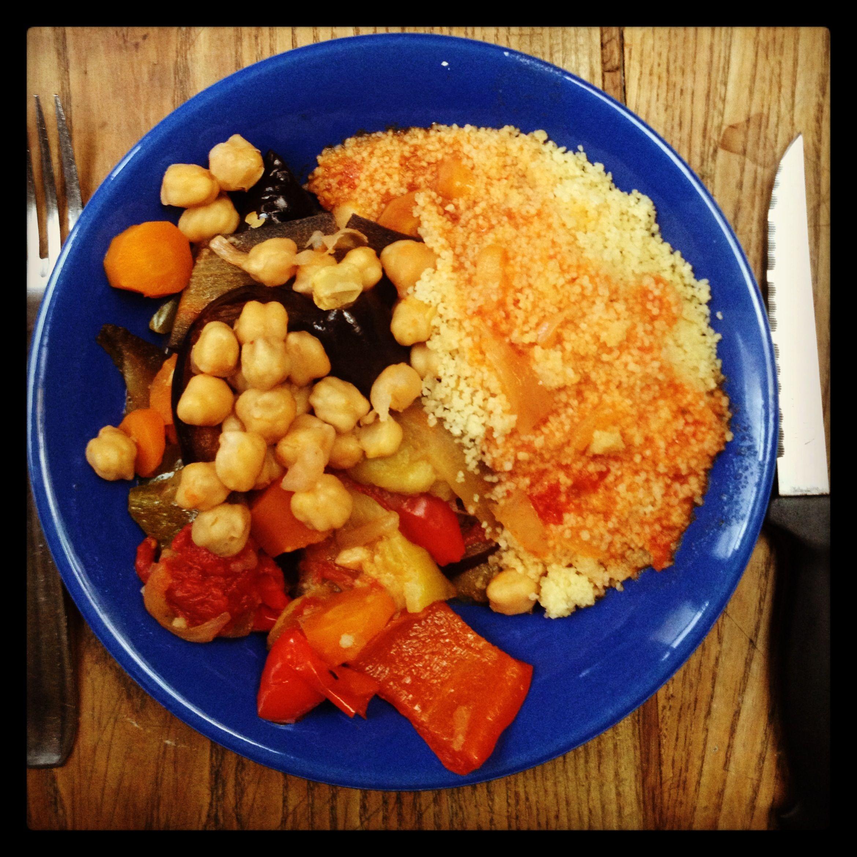 Couscous végétarien #faitmaison