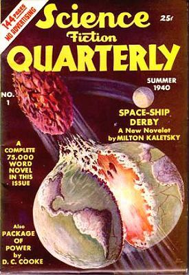 Niches :: Unfortunate Science Fiction Book Covers