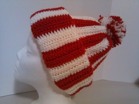 Easy Beginner Crochet Hat Crochet For Beginners Pinterest