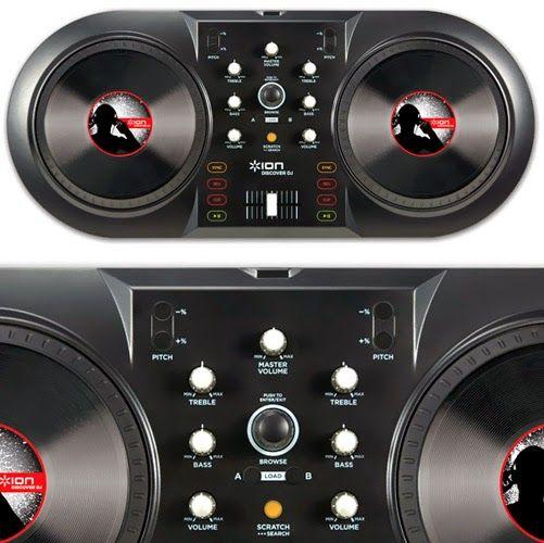 Controlador de Áudio ICUE3 - Ion, por R$ 659,00