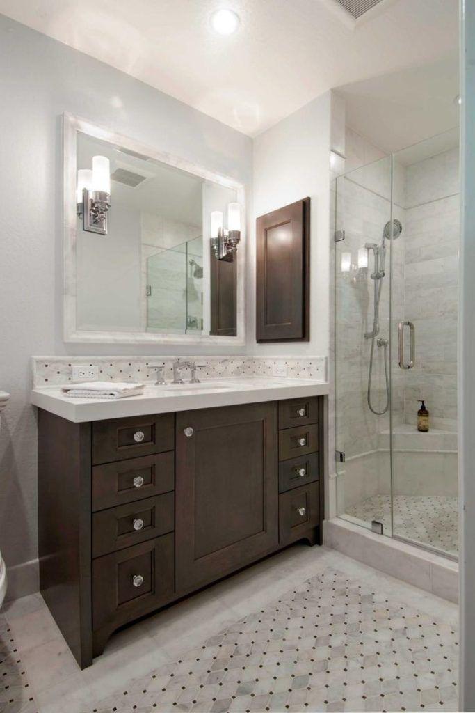 37 Modern Bathroom Vanity Ideas For Your Next Remodel In 2020 In