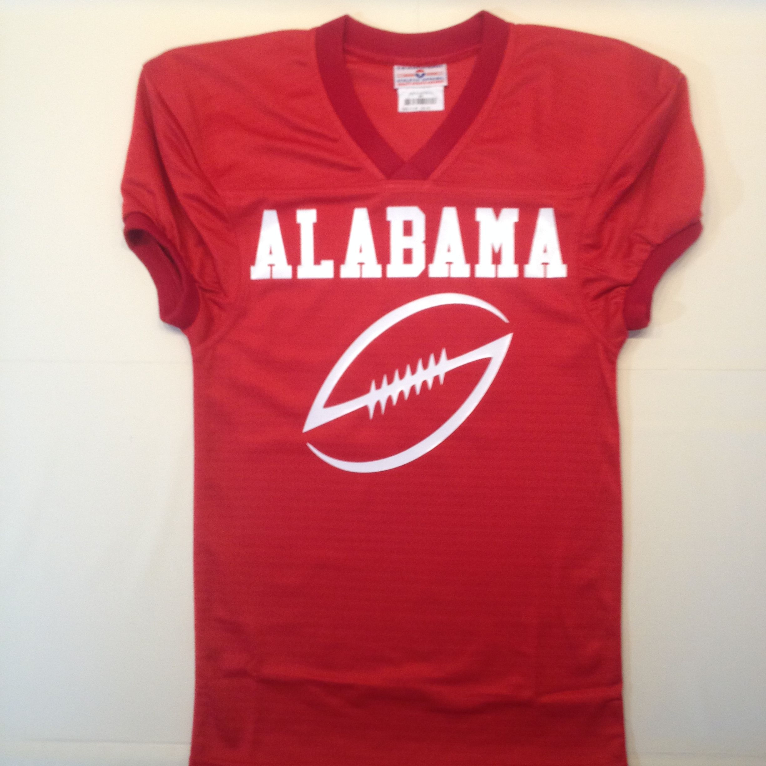 new product 03828 aa7b4 Alabama #crimson red custom #football jersey with cool ...