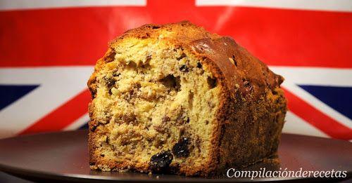 COMPILACIÓN DE RECETAS: Plum Cake