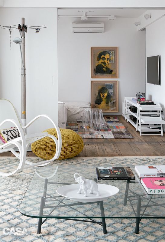 Un appartement métissé au Brésil - PLANETE DECO a homes world