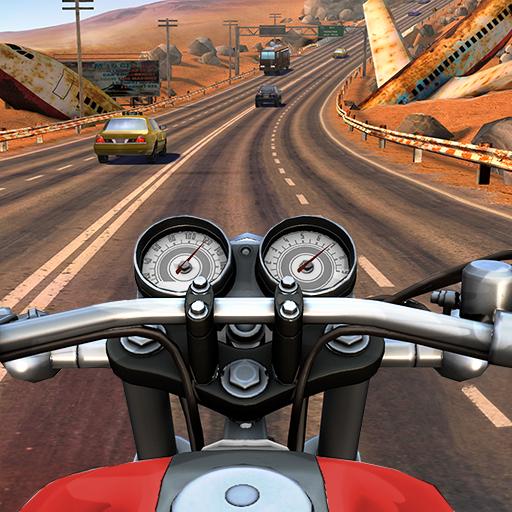 Moto Rider Go Highway Traffic V1 01 Mod Apk Money Highway
