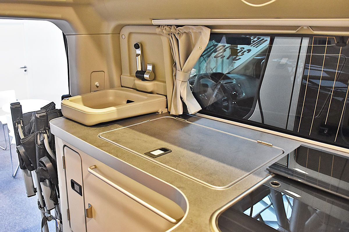 Ford Westfalia Nugget Plus Autobilder Ford Umbau