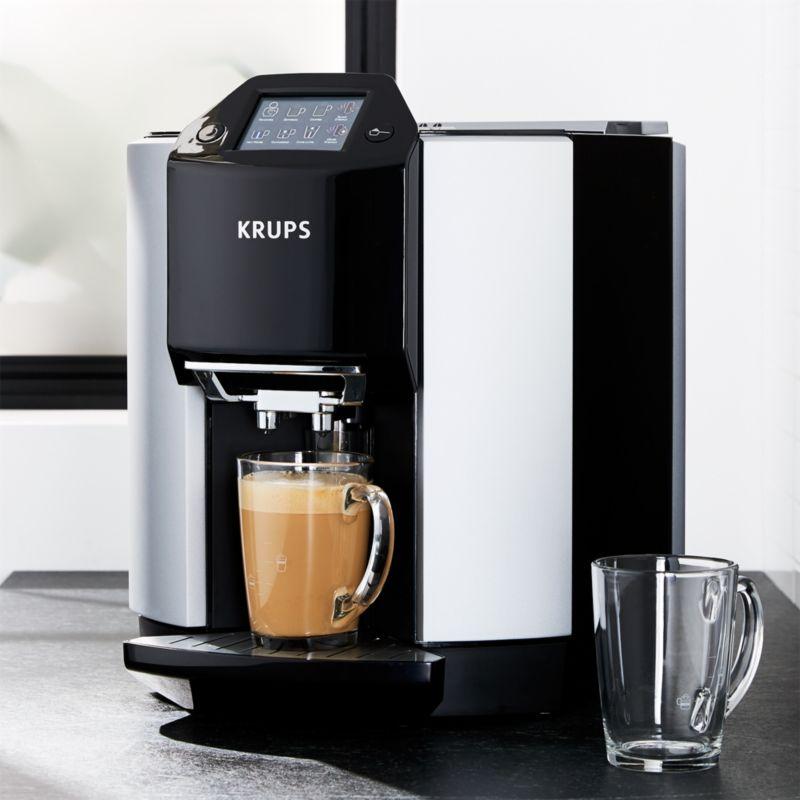 Krups ® Barista Fully Automatic Espresso Maker #espressomaker