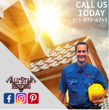 We Are Happy To Be Locally Owned And Operated In The Tampa Bay Area All Star Roofing Is The Best Way To Go When Cons Roof Repair Emergency Roof Repair Roofing