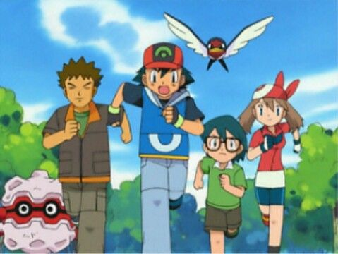 pokemon ash gray hoenn