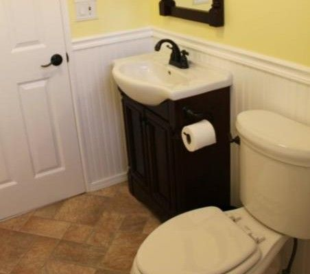 small bathroom ideas mobile home living dream cottage pinterest rh pinterest com bathroom remodel ideas for mobile homes Mobile Home Bathroom Decor