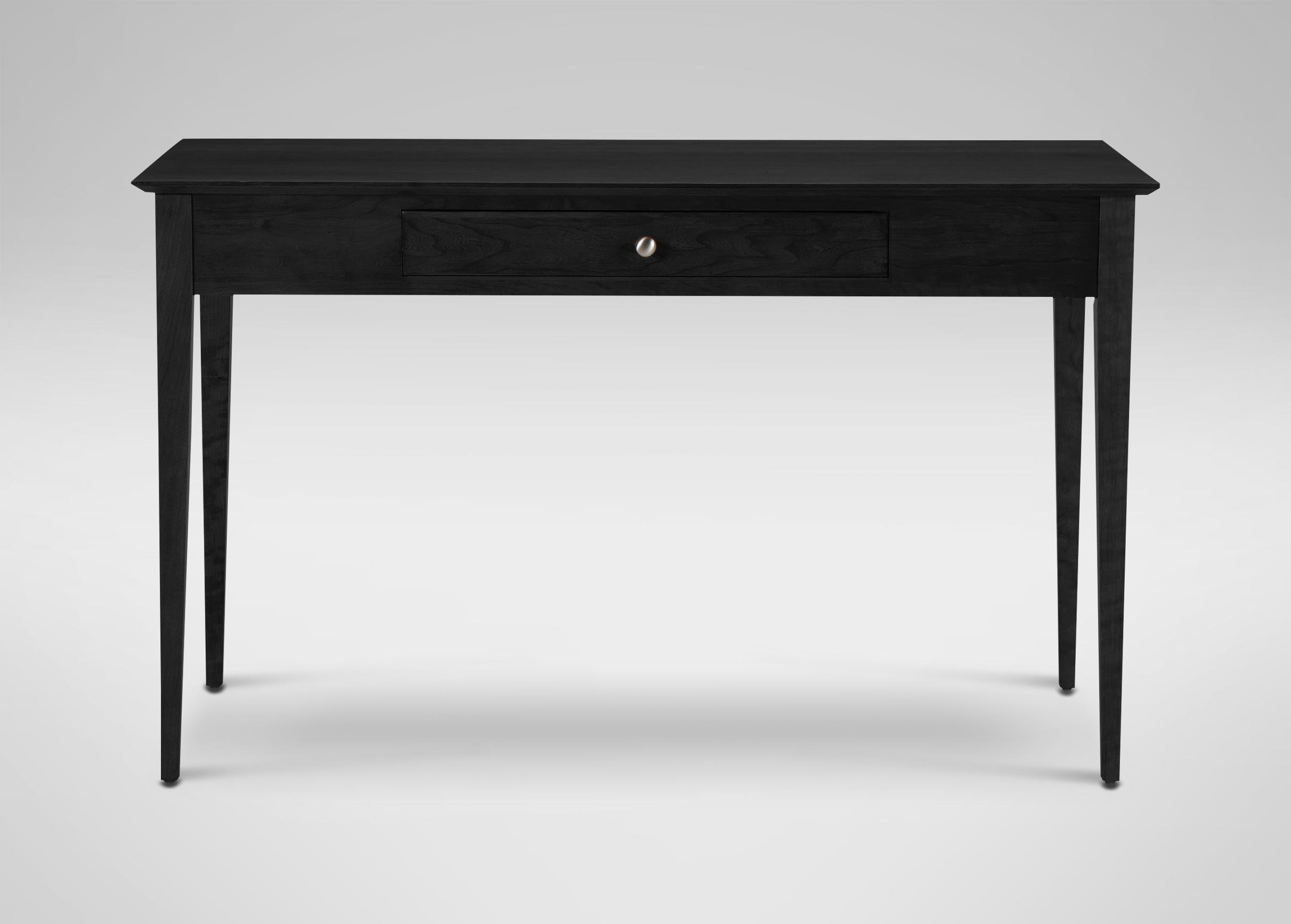 Rowan Sofa Table Desk Ethan Allen Sofa Table Living Room Console Table Desk