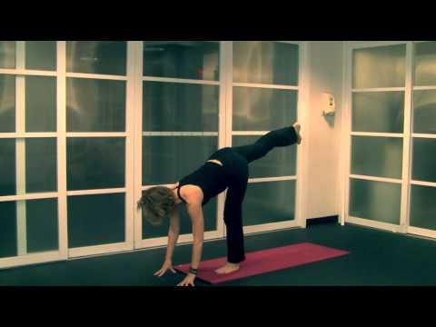 30 minute yoga flow for balance  guide to headstand