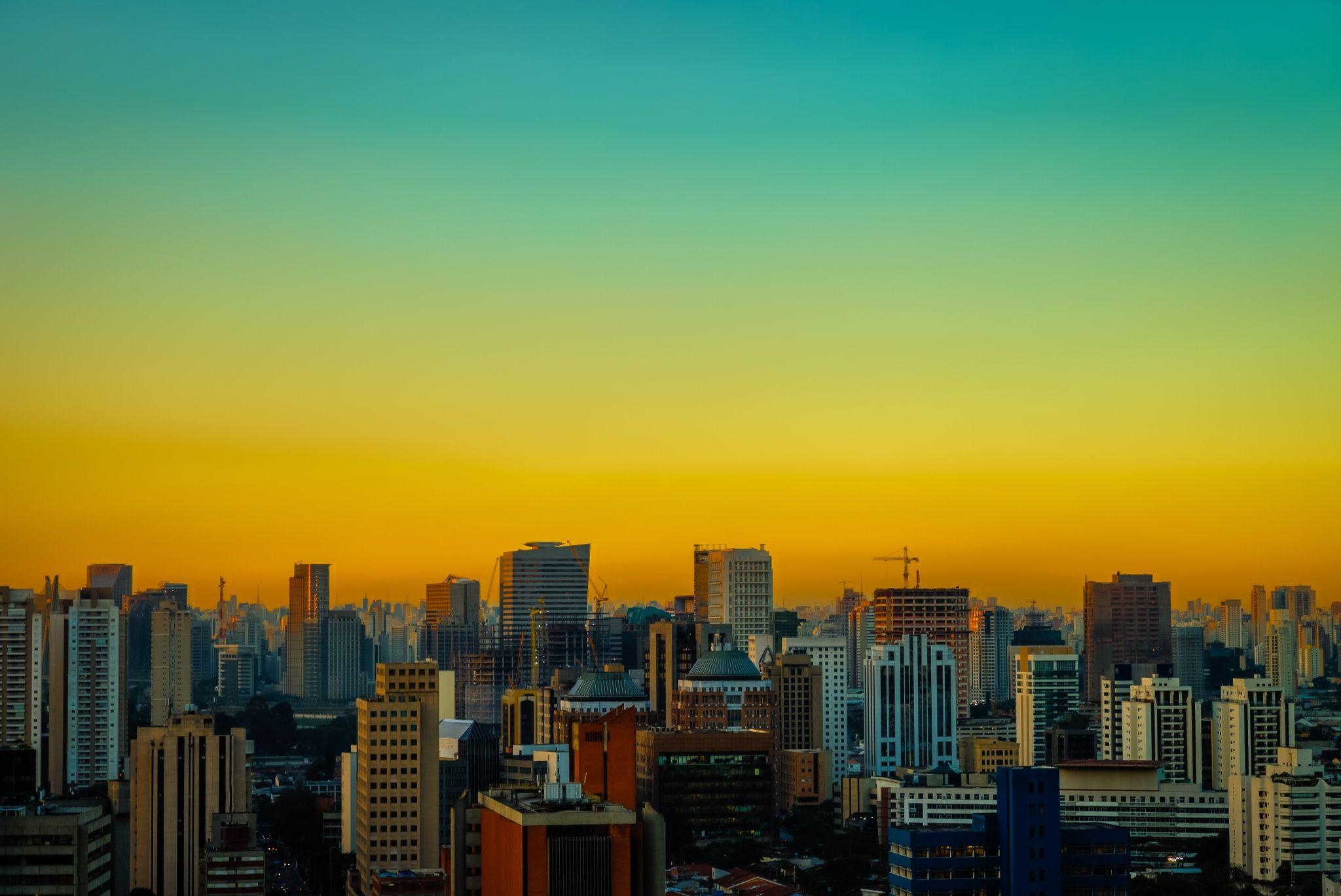 Sunset by Mauro Woiski on 500px