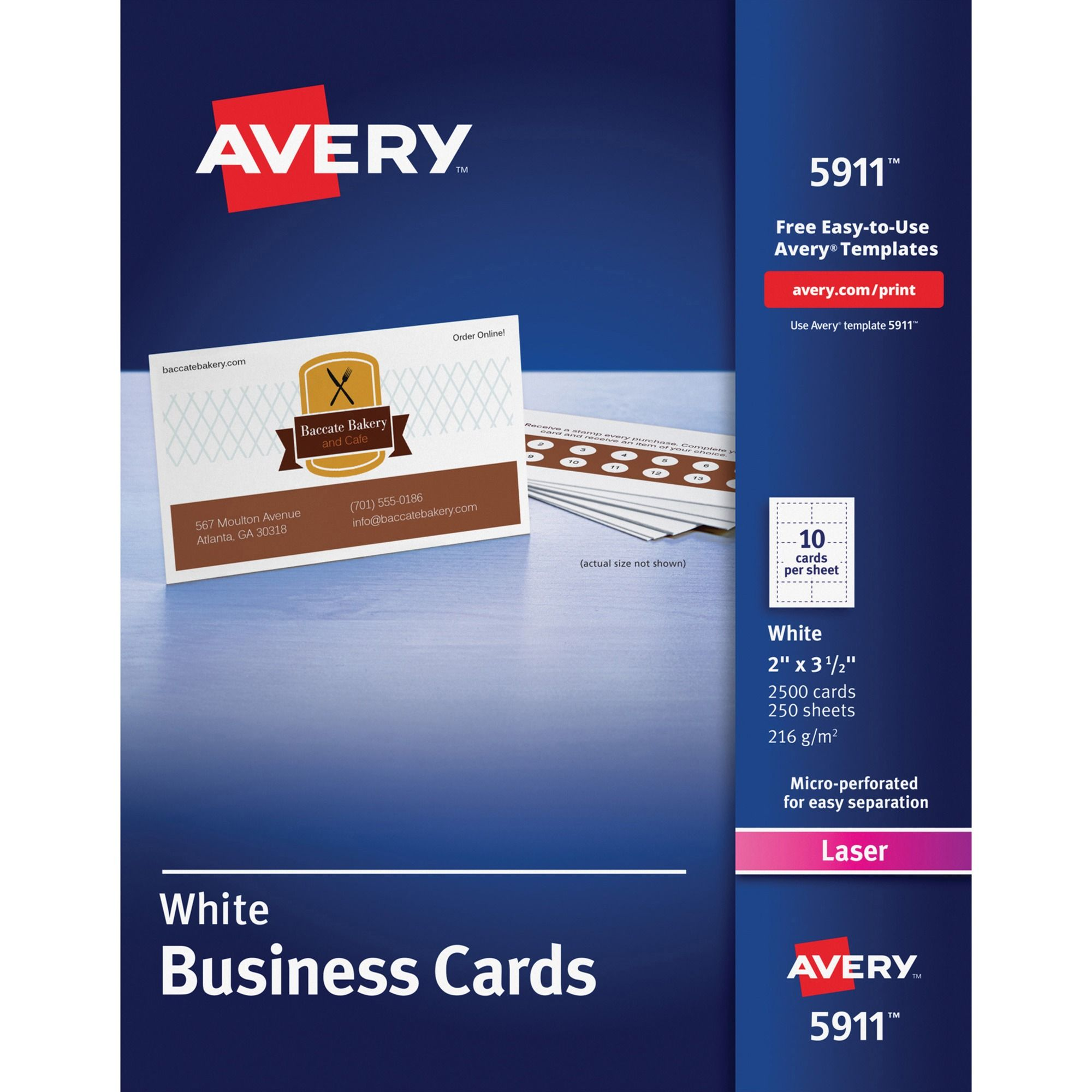 Avery Business Card App Sowie Avery Visitenkarten Blanko