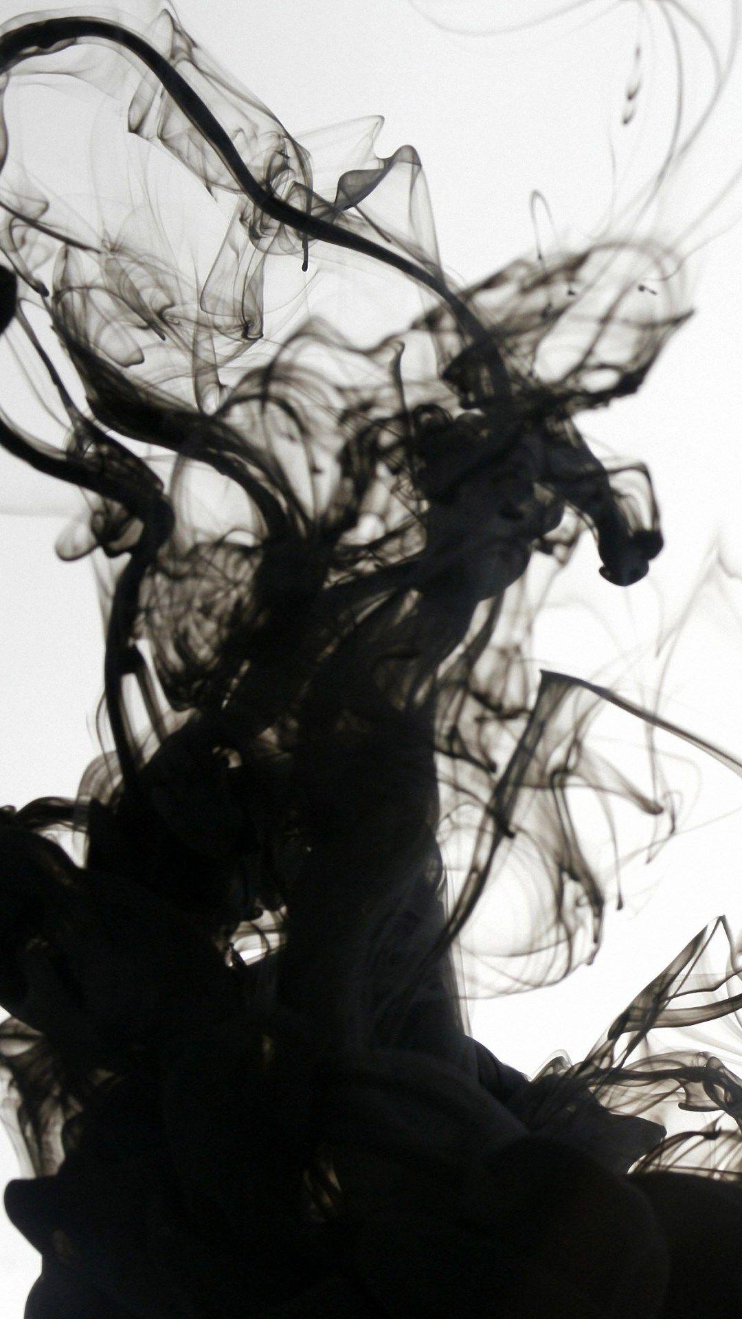Dark Smoke Iphone Wallpaper October Wallpaper Halloween Wallpaper Black Wallpaper