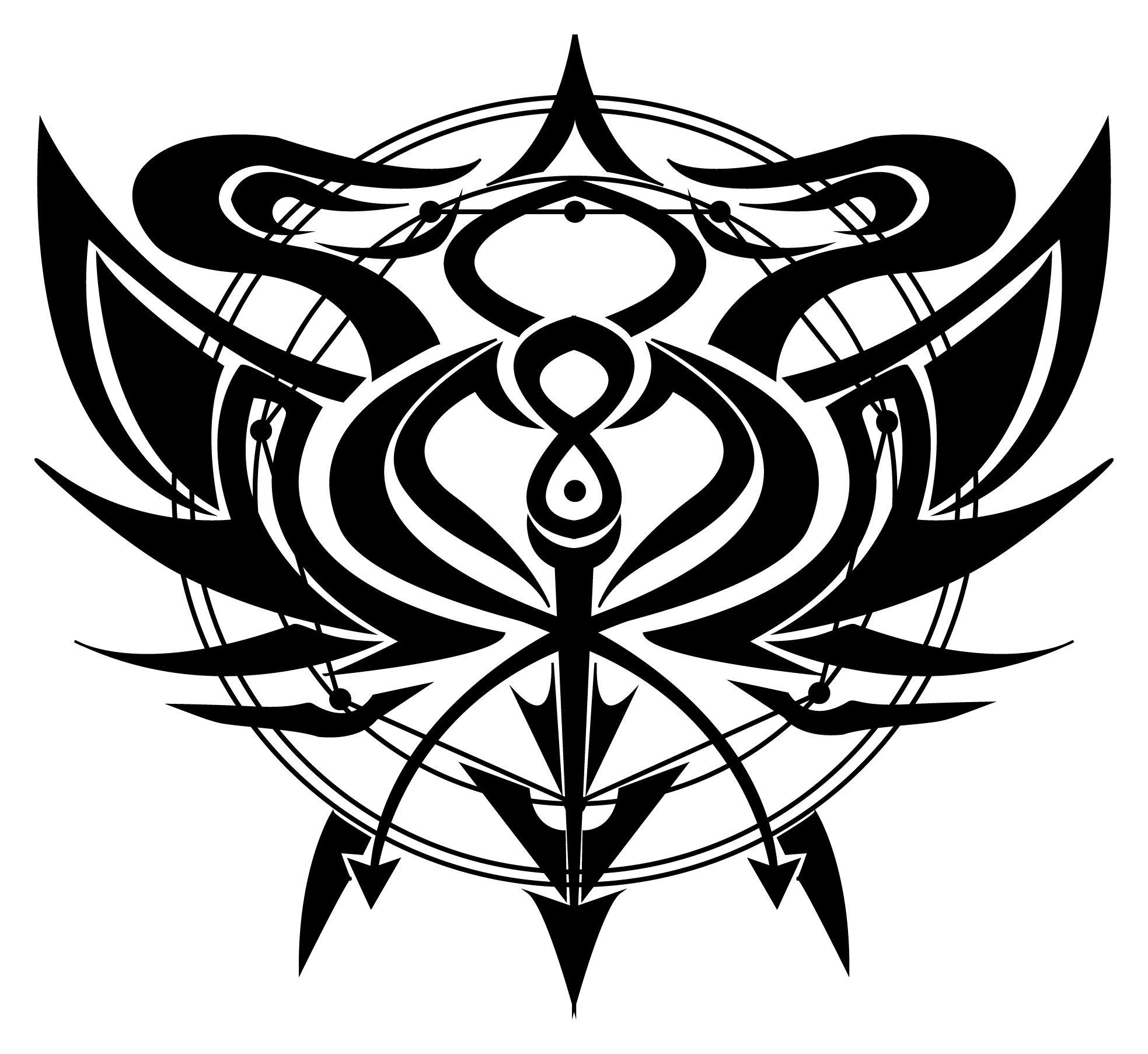 Transmutation Circle Tattoo: Fullmetal Alchemist Transmutation Circle