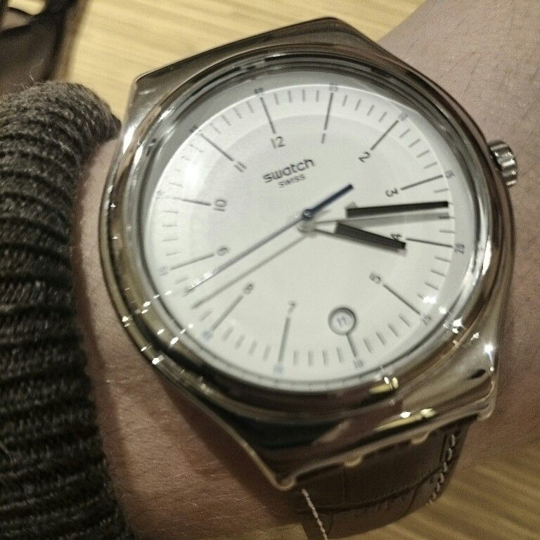 New swatch watch.