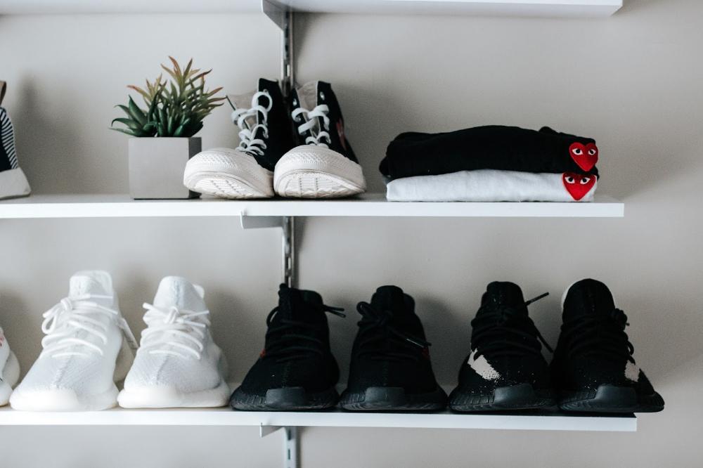 Sneaker wallpaper 4K Sneaker Collection Laginate