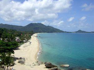 Beach Lamai On Koh Samui