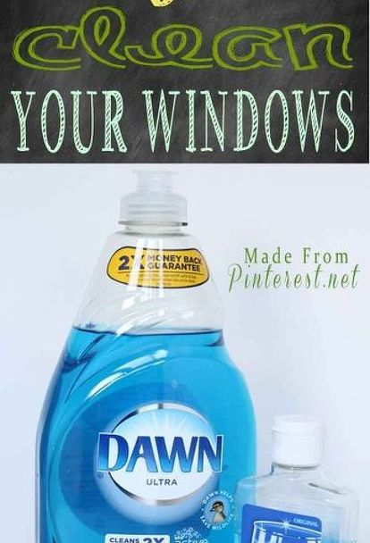 The Magic Way To Wash Windows Just Stuff Cleaning
