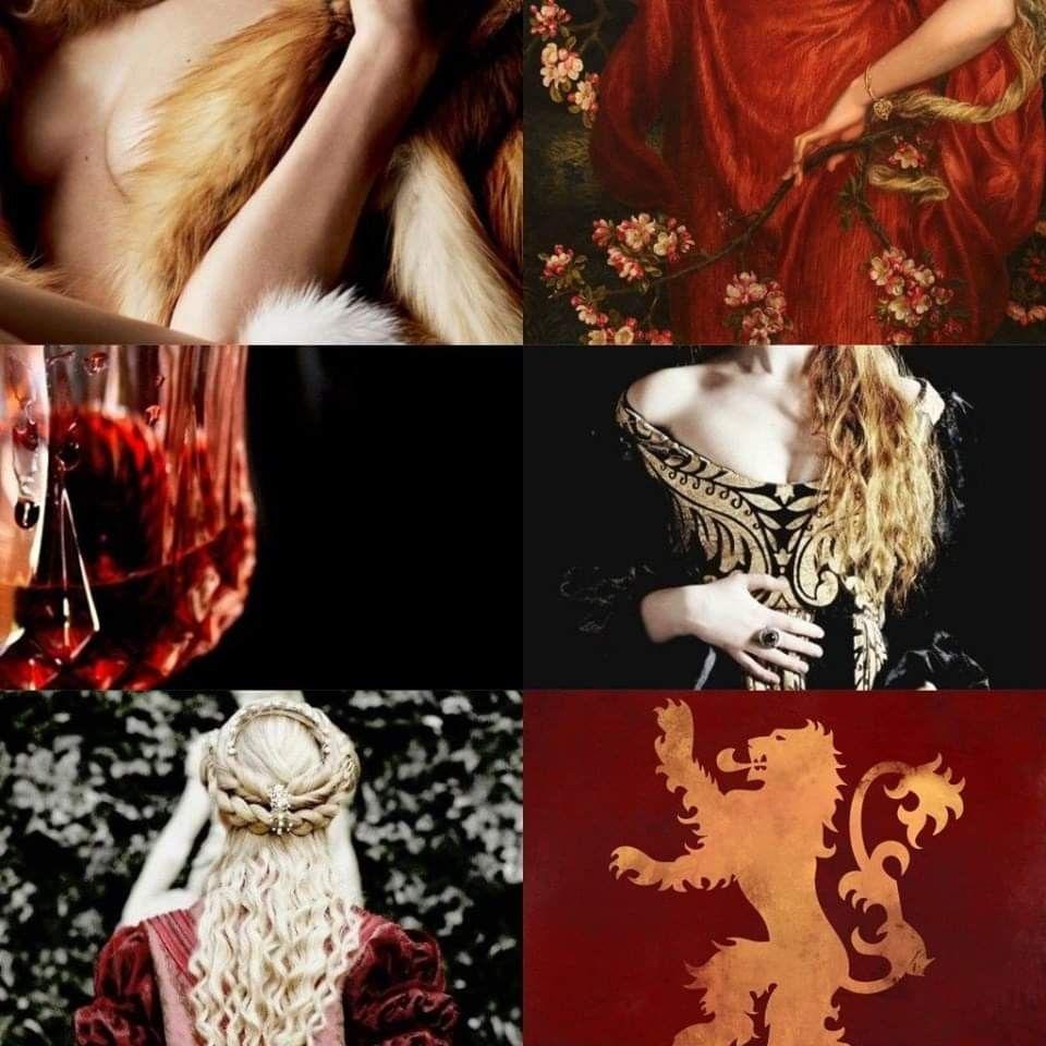 Cersei Lannister Lannister Aesthetic Cersei Lannister Aesthetic Cersei Lannister