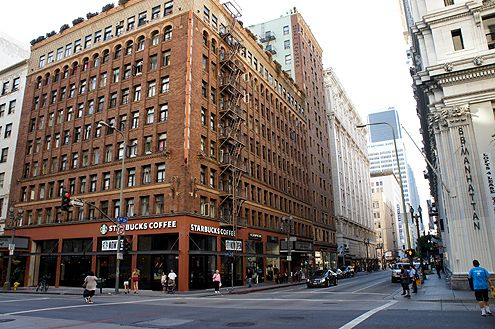 6th And Spring Street Downtown Los Angeles Photo By Dtlarising Com Street Downtown Downtown La