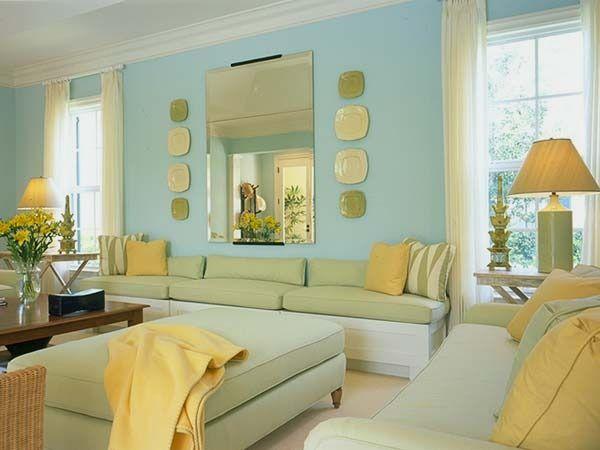 combinacion-de-colores dormitorios Pinterest Small flats, Wall