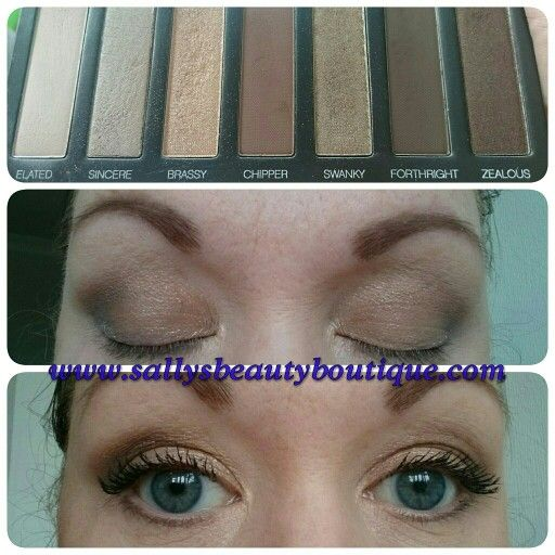 I love this Addiction Palette!  And just check out my lashes!!!!  www.sallysbeautyboutique.com