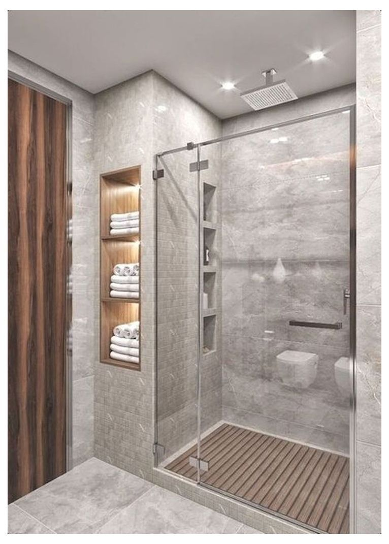 32 Ultra Modern Master Bathroom Ideas To Inspire Your Next Renovation 32 Modern Small Bathroom Makeover Small Bathroom Remodel Designs Modern Bathroom Design