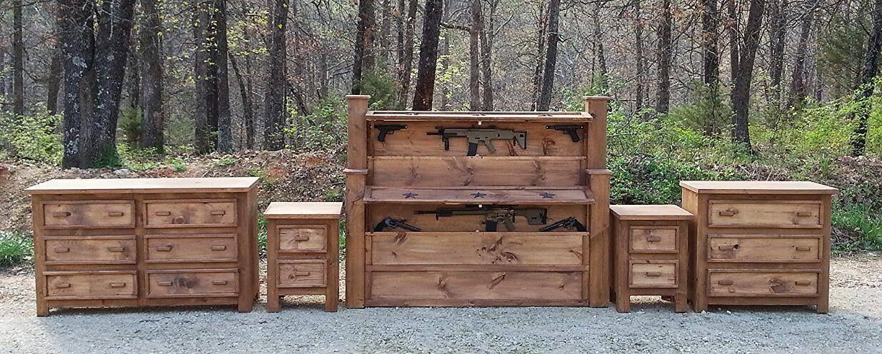 Pin On Gun Storage