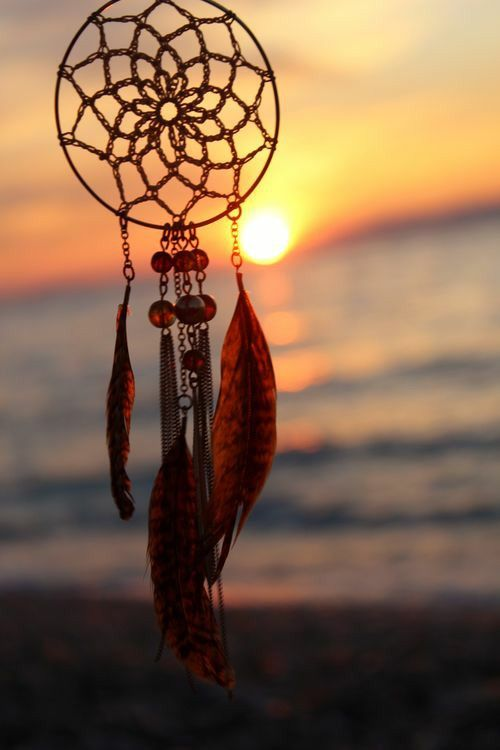 Sun Beach Dreamcatcher Dream Catcher Wallpaper Iphone