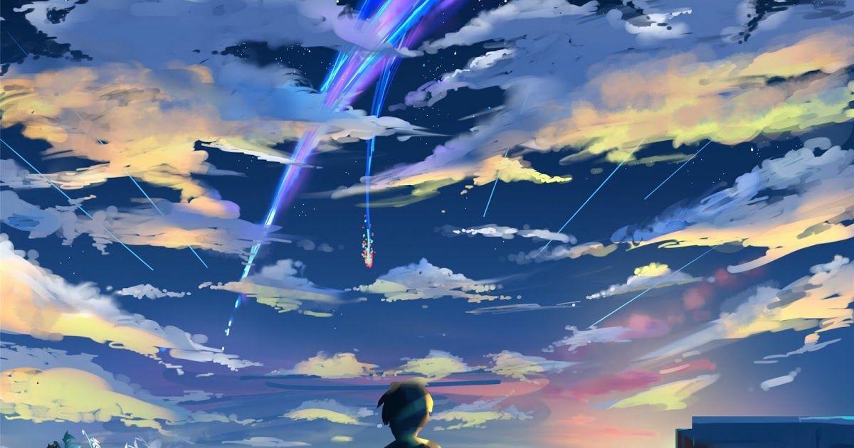 Anime wallpaper your name