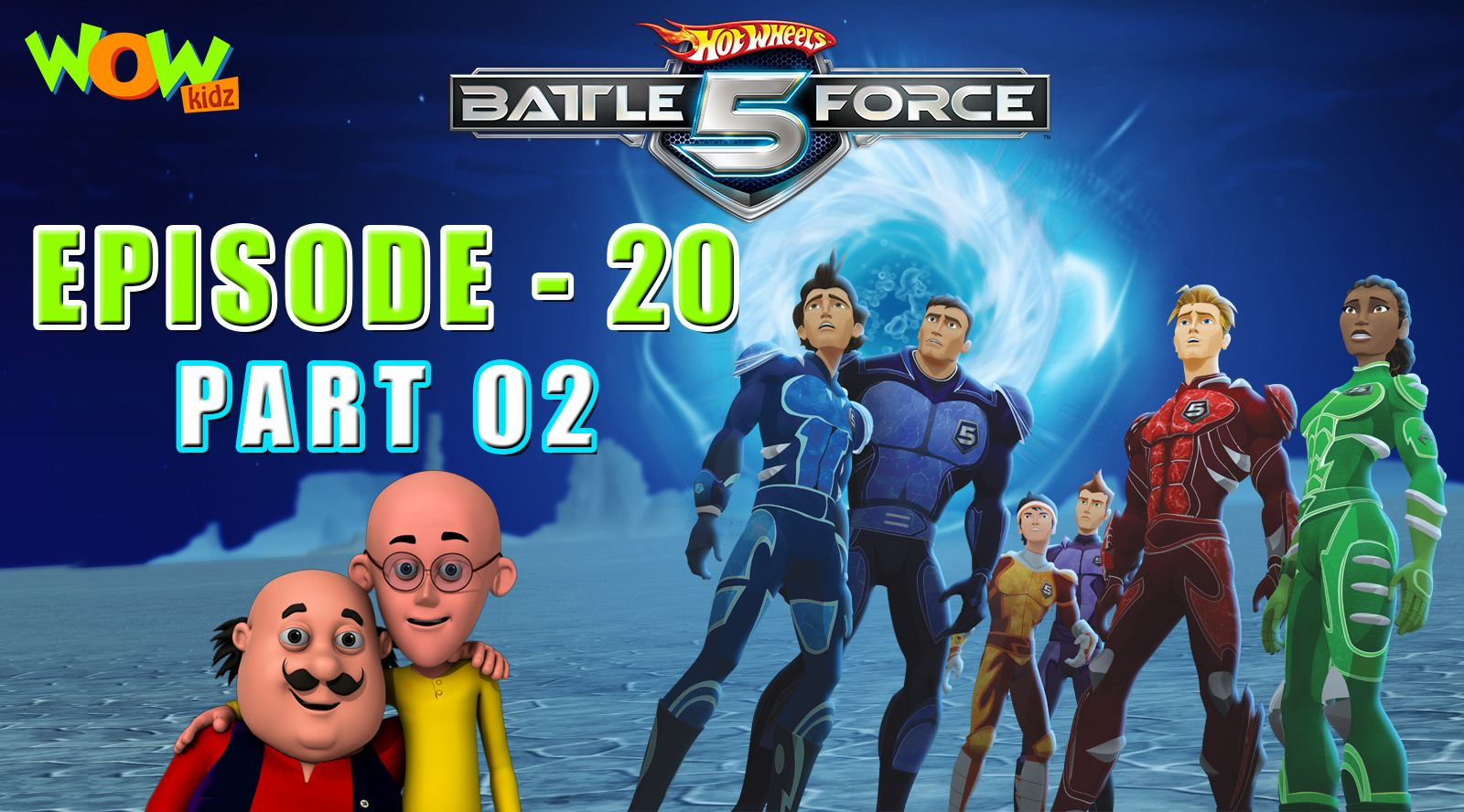 The Battle Force 5 Have A Problem On Their Hands They To Work Together