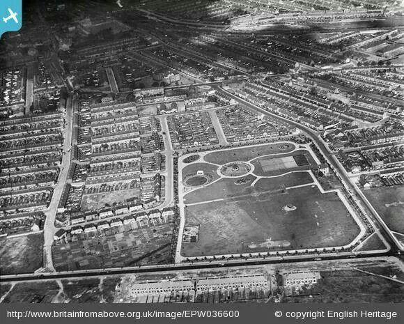 Greatfields Park And Gascoigne Estate City Photo Essex England