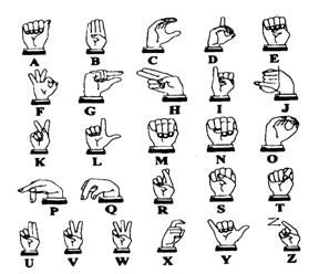 Selective image throughout cub scout motto in sign language printable