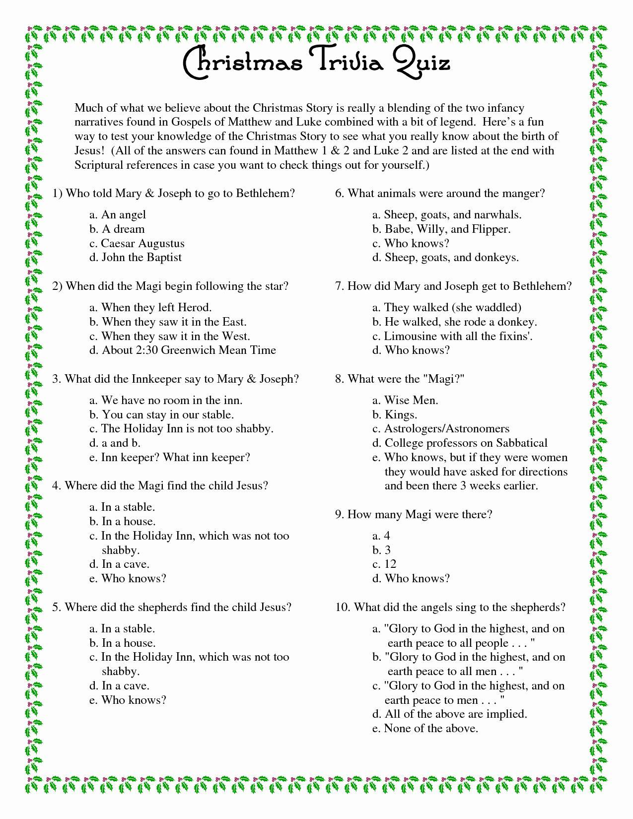 Pin on Christmas Trivia