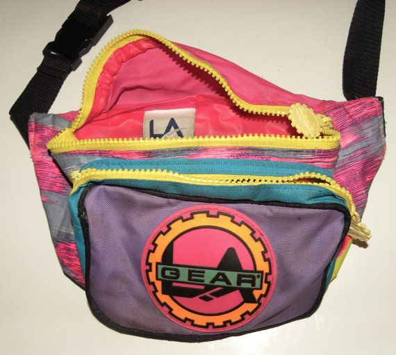 1980/'s Vintage New Fanny Pack