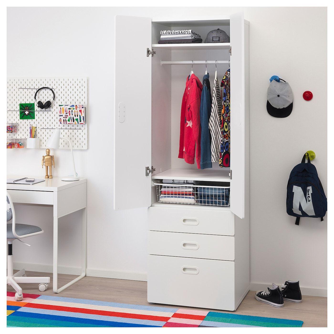 Ikea Stuva Fritids Wardrobe